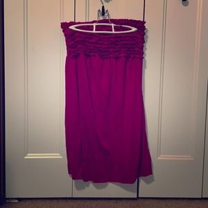 Other - Swimsuit coverup-from Target-size L-purple!